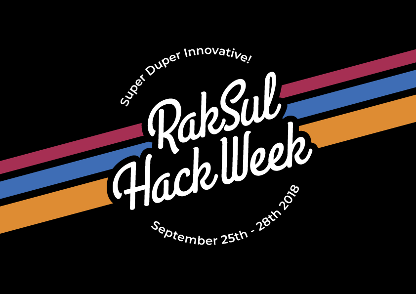 RakSul Hack Week Logo